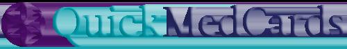 Quick Med Cards Logo